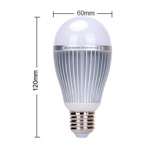 ampoule led RGBW 9W RF AMRGBW9W6012 pic3