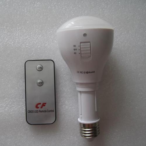 ampoule led securite autonome 2W
