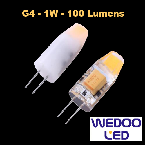 ampoule wedoo led G4 BTFAMPG4F1