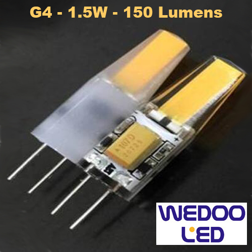 ampoule wedoo led G4 BTFAMPG4F15