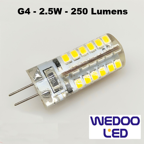 ampoule wedoo led G4 BTFAMPG4L25