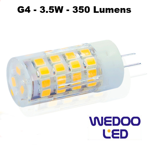 ampoule wedoo led G4 BTFAMPG4L35
