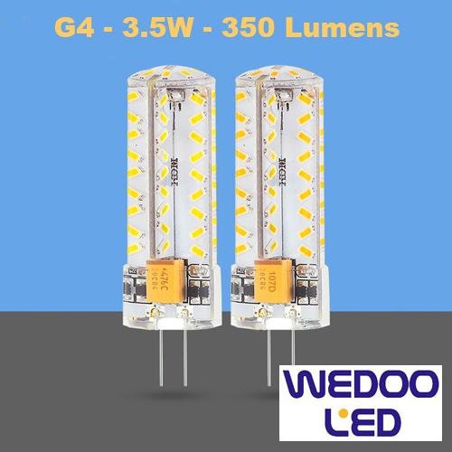 ampoule wedoo led G4 BTFAMPG4L352