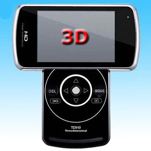 appareil photo camera 3D VK3D1