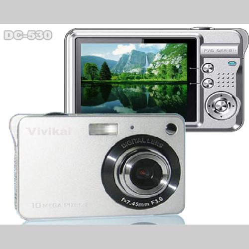 appareil photo numerique vivikai DC530