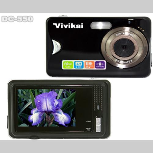 appareil photo numerique vivikai DC550
