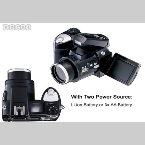 appareil photo numerique vivikai DC600