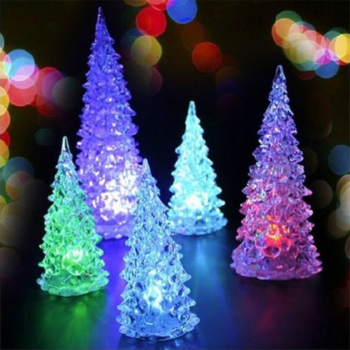 arbre noel lumineux 13x6cm pic2