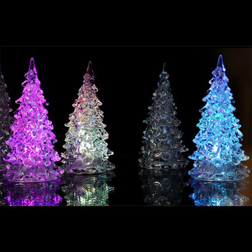 arbre noel lumineux 13x6cm pic4