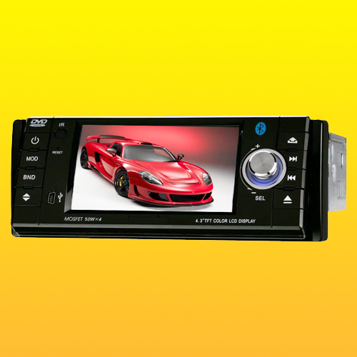 auto radio video mp3 AR4301