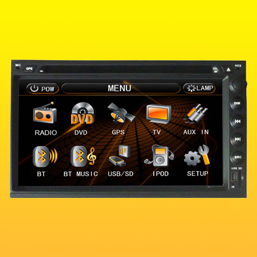 auto radio video mp3 AR6901