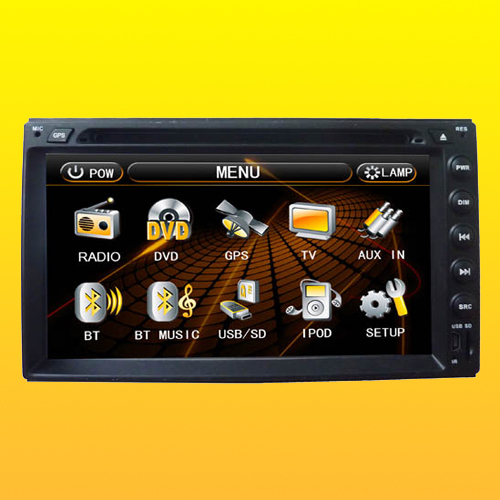auto radio video mp3 AR6902