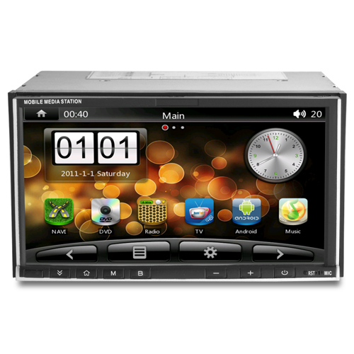 autoradio multimedia J2819 pic2