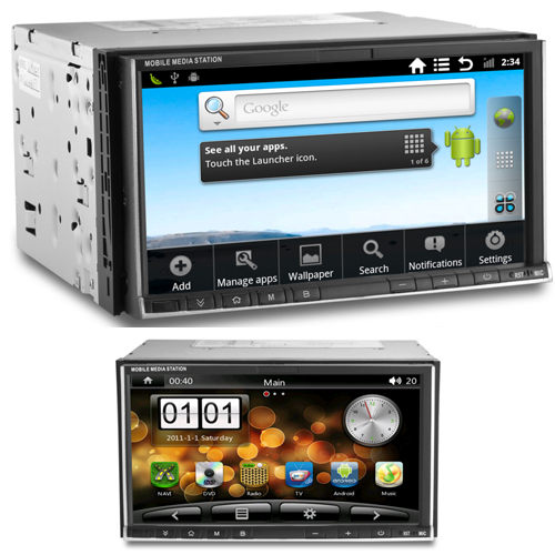autoradio multimedia J2819