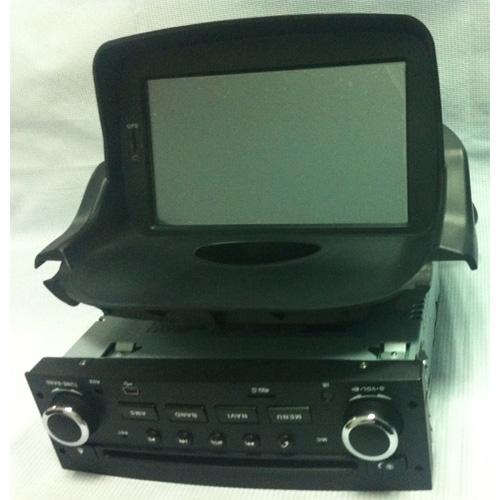 autoradio video GPS peugeot 206