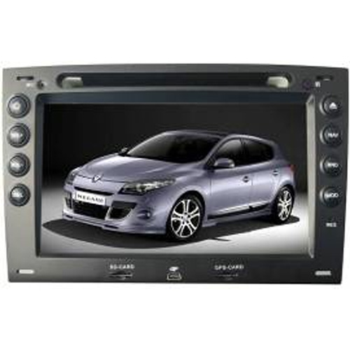 autoradio video GPS renault megane3