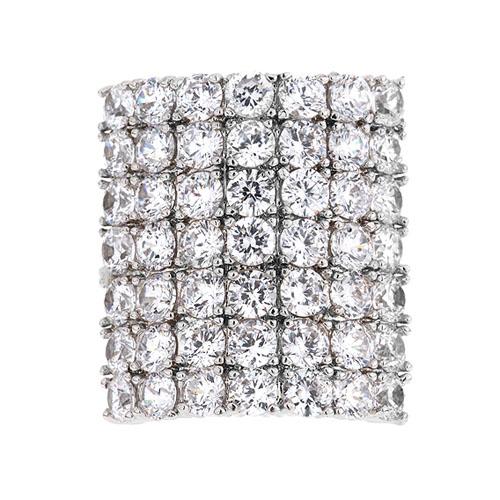 bague argent zirconium 8101109 pic2