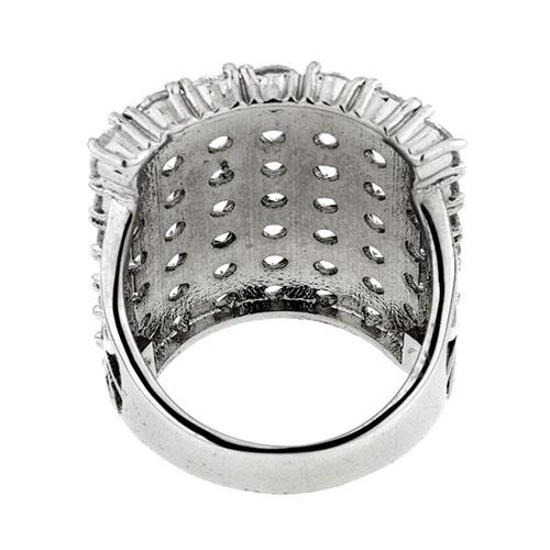 bague argent zirconium 8101109 pic4