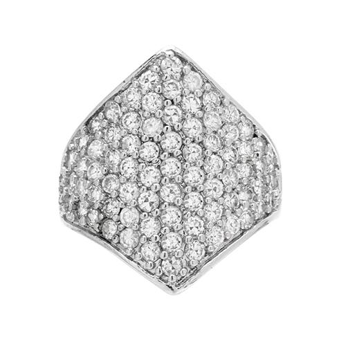 bague femme argent zirconium 8100053 pic2