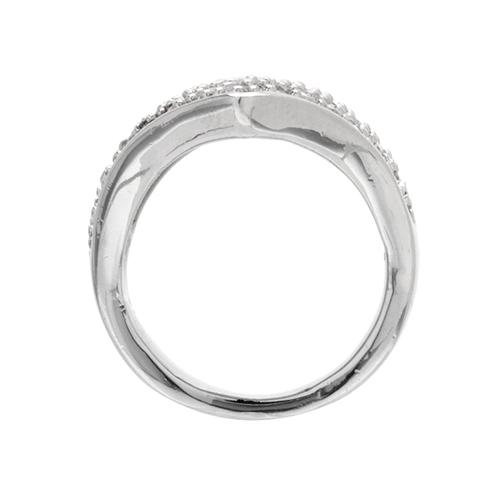bague femme argent zirconium 8100053 pic3