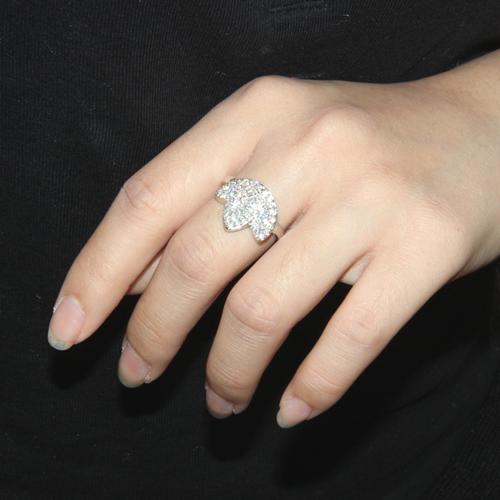 bague femme argent zirconium 8100055 pic5