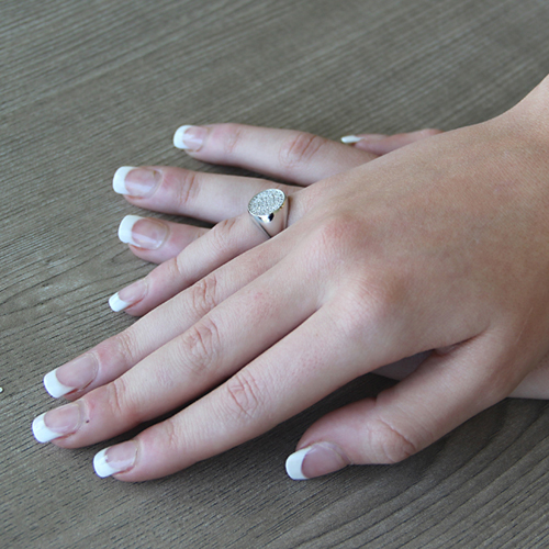 bague femme argent zirconium 8100067 pic5