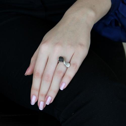 bague femme argent zirconium 8100365 pic5
