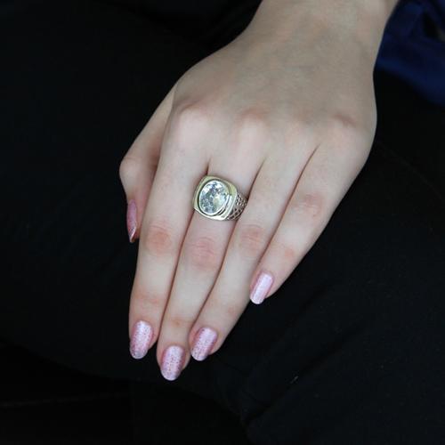 bague femme argent zirconium 8100368 pic5