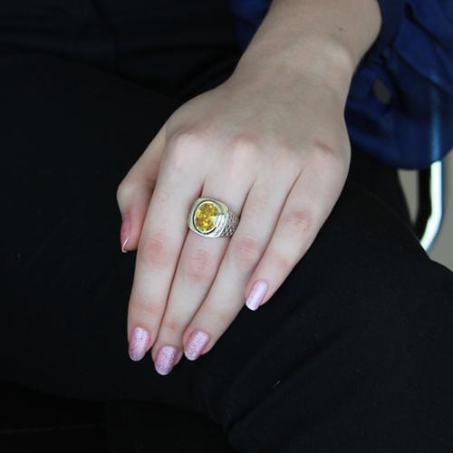 bague femme argent zirconium 8100369 pic5