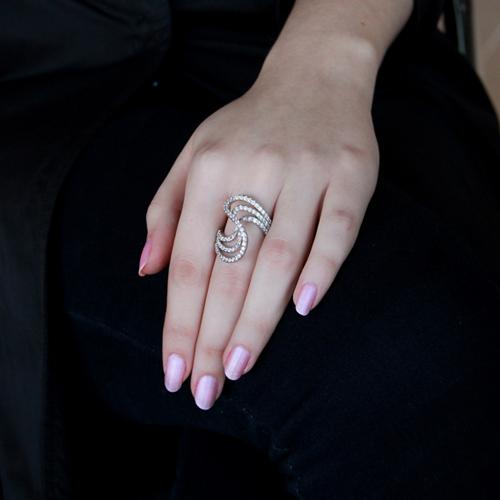 bague femme argent zirconium 8100411 pic5