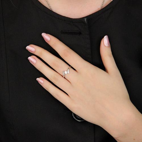 bague femme argent zirconium 8100432 pic6