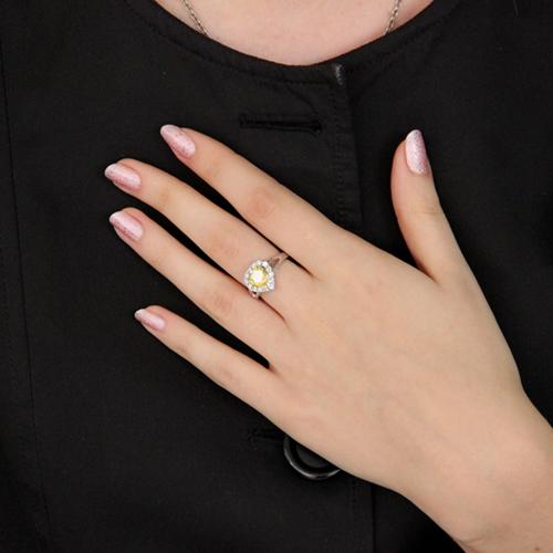 bague femme argent zirconium 8100433 pic6