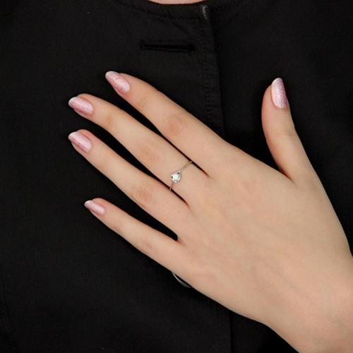 bague femme argent zirconium 8100435 pic6