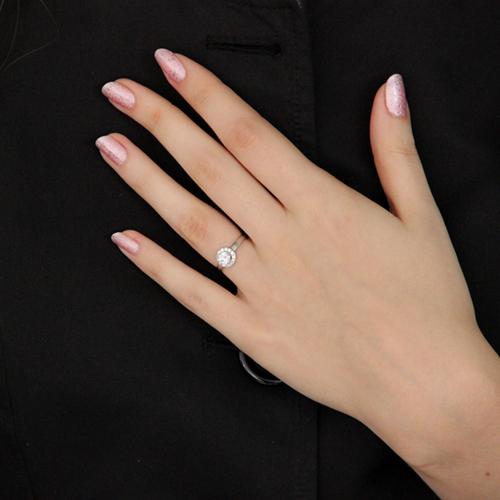 bague femme argent zirconium 8100443 pic6