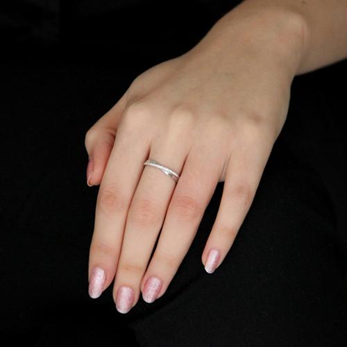 bague femme argent zirconium 8100452 pic5