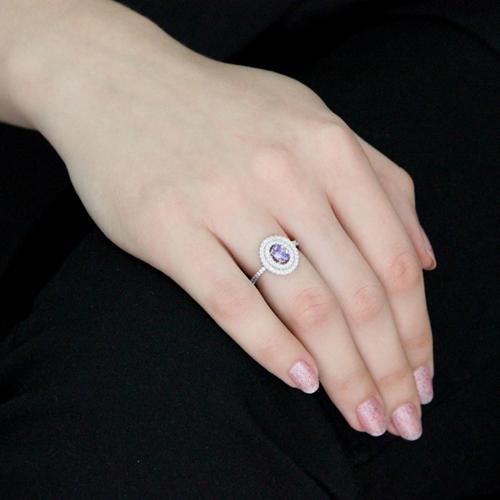 bague femme argent zirconium 8100480 pic5