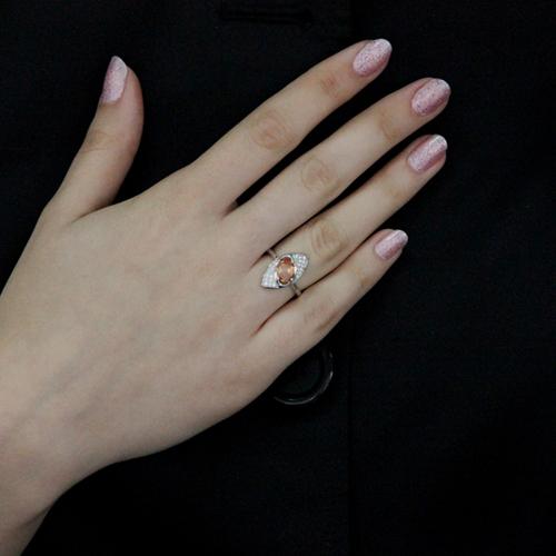 bague femme argent zirconium 8100526 pic6