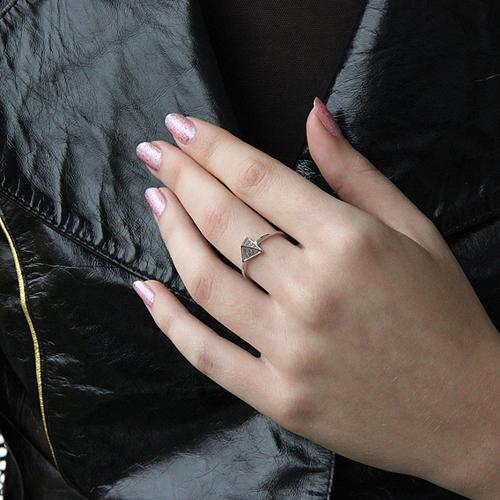 bague femme argent zirconium 8100578 pic5