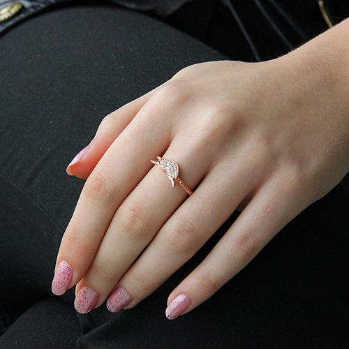 bague femme argent zirconium 8100619 pic6