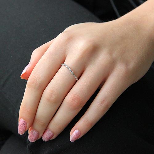 bague femme argent zirconium 8100652 pic6