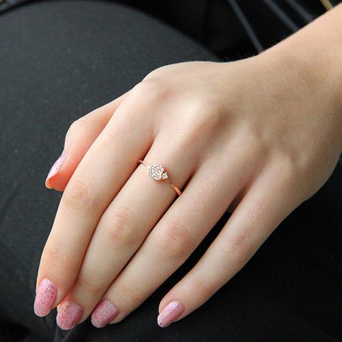 bague femme argent zirconium 8100659 pic6