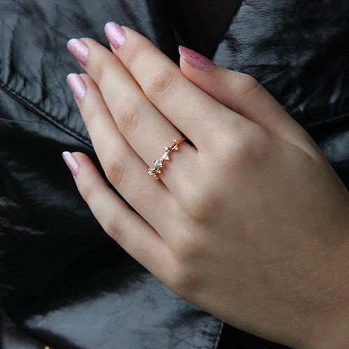 bague femme argent zirconium 8100669 pic5
