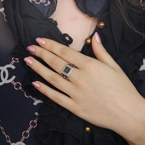 bague femme argent zirconium 8100836 pic6