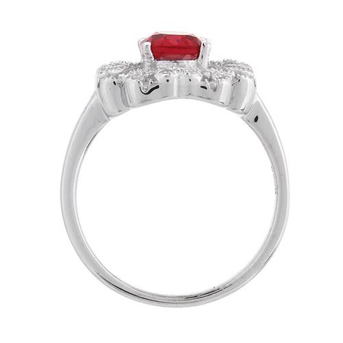 bague femme argent zirconium 8100856 pic3