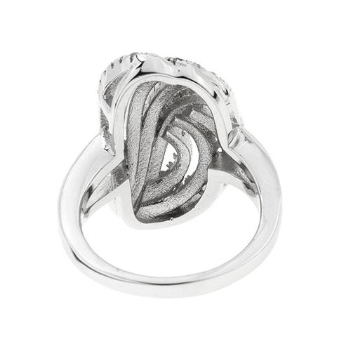 bague femme argent zirconium 8100909 pic4
