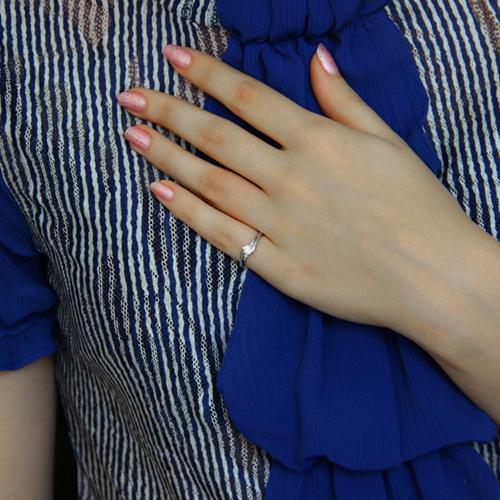 bague femme argent zirconium 8100914 pic6