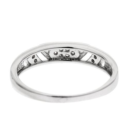 bague femme argent zirconium 8101027 pic4