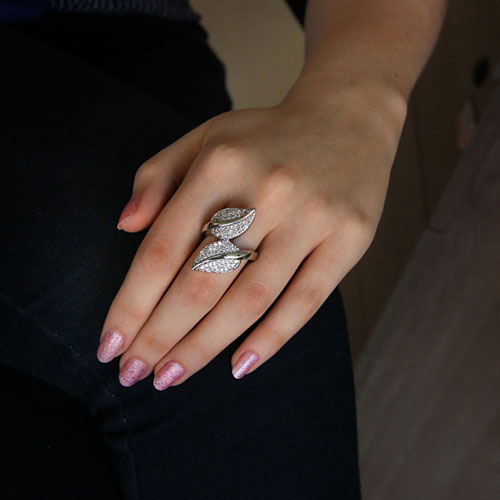 bague femme argent zirconium 8101091 pic5