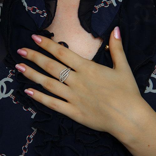 bague femme argent zirconium 8101163 pic6