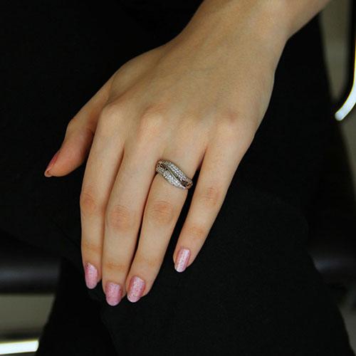 bague femme argent zirconium 8101173 pic5
